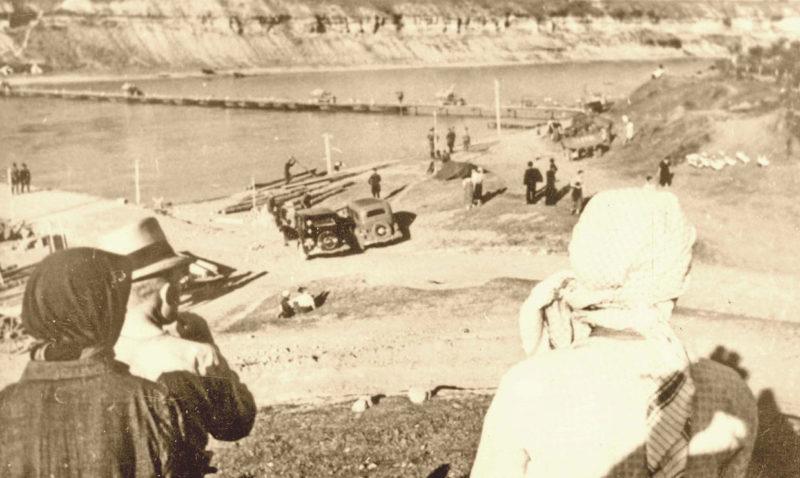 Красная Армия входит в Северную Буковину. Июнь 1940 г.