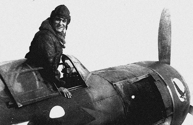 Амет-Хан Султан. 1944 г.