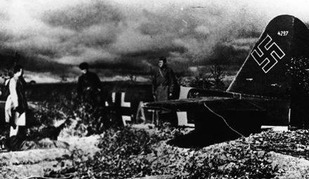 Бои на подступах к Смоленску. 10-16 июля 1941 г.