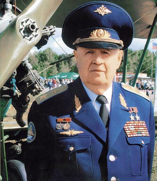 Маршал Ефимов. 1990 г.