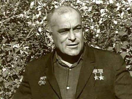 Амет-Хан Султан. 1970 г.