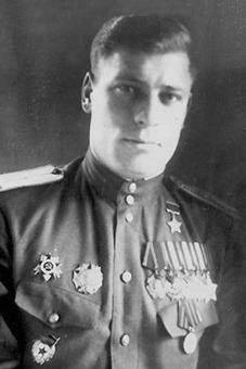 Андрианов. 1943 г.