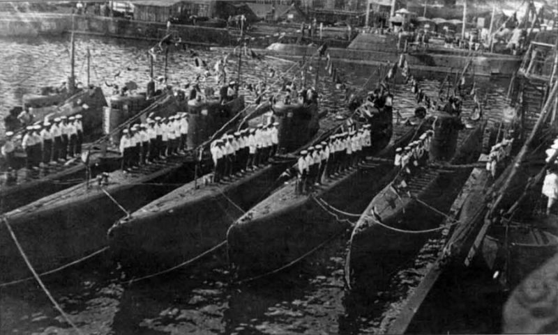 День Победы. Владивосток. 9 мая 1945 г.
