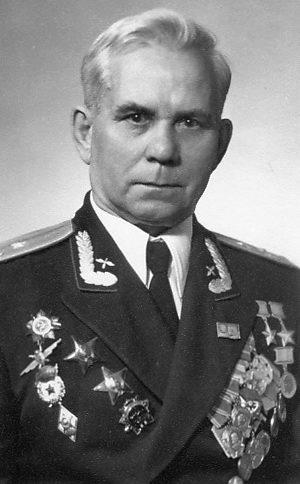 Полковник Ефремов. 1975 г.