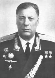 Генерал-майор авиации Андрианов. 1985 г.