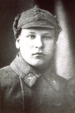 Курсант Зайцев. 1933 г.