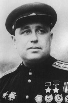 Полковник Архипов. 1944 г.