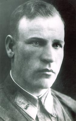 Капитан Зайцев. 1941 г.