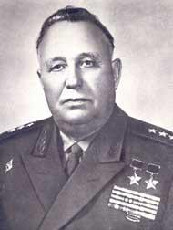 Генерал-полковник Архипов. 1963 г.