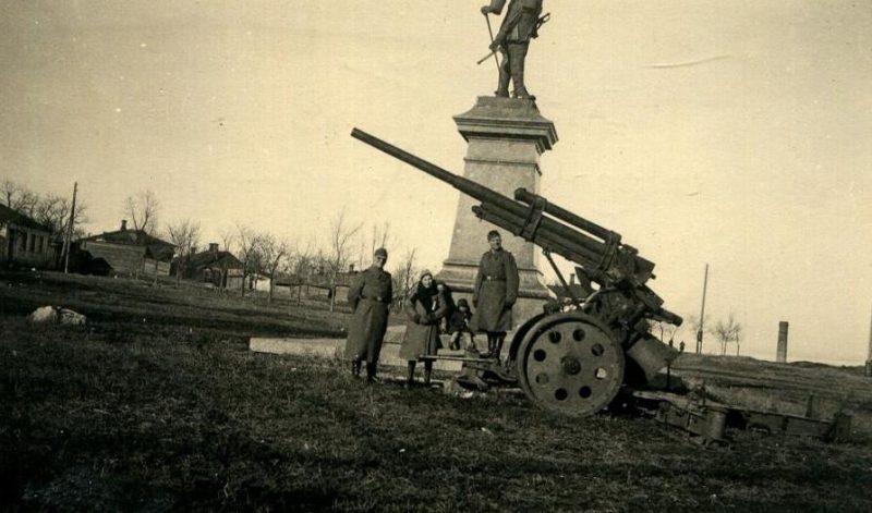 Таганрог в оккупации. Лето 1943 г.