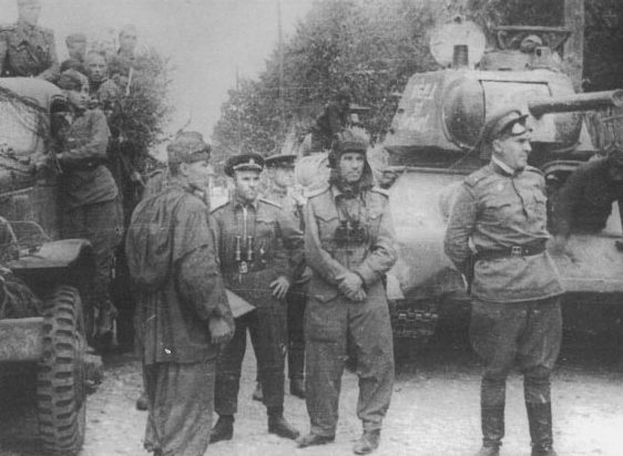 Асланов. 1943 г.