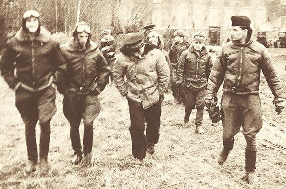 Аэродром Тулы. Весна 1943 г.