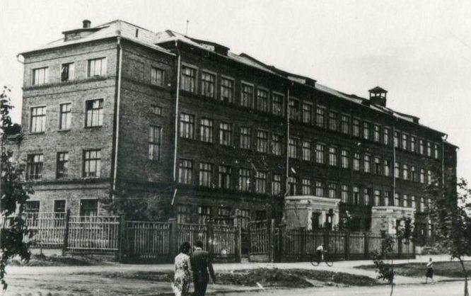Суворовское училище. 1944 г.