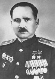 Генерал-лейтенант Козак. 1945 г.