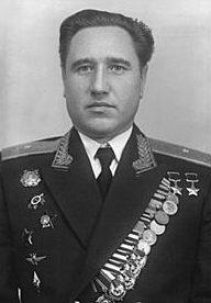 Генерал Колдунов. 1957 г.