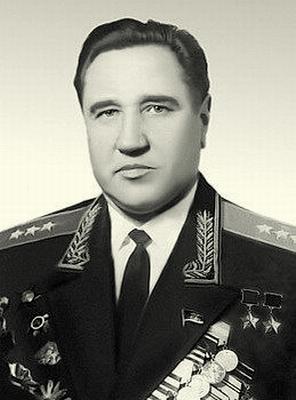 Генерал-полковник Колдунов. 1971 г.