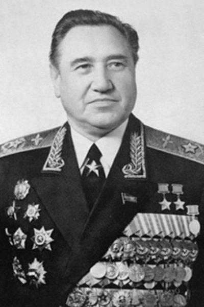 Главный маршал авиации Колдунов. 1984 г.