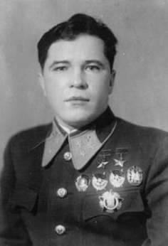 Генерал-майор Кравченко. 1940 г.