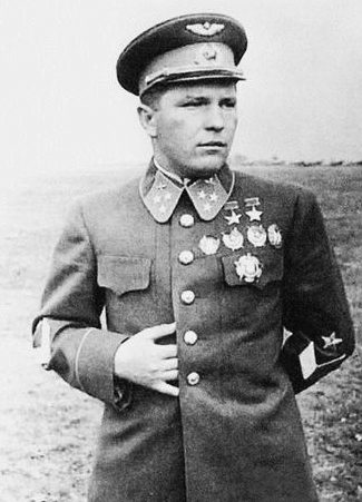 Генерал-лейтенант Кравченко. 1942 г.