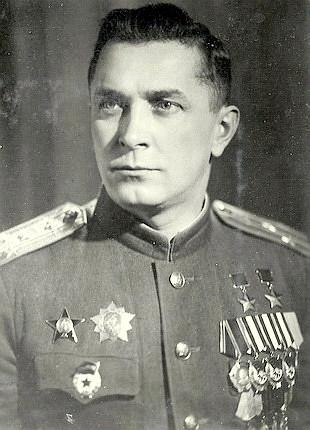 Полковник Кузнецов. 1945 г.