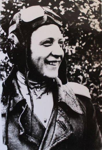 Курсант Кунгунцев. 1942 г.