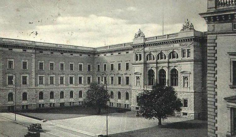 Городская администрация округа Кенигсберг. 1939 г.