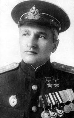 Дважды Герой Советского Союза Раков Василий Иванович (08.02.1909-28.12.1996)