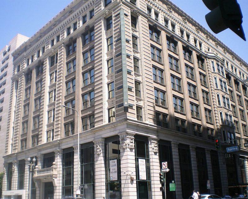 Представительство «Амторга» в Лос-Анджелесе.