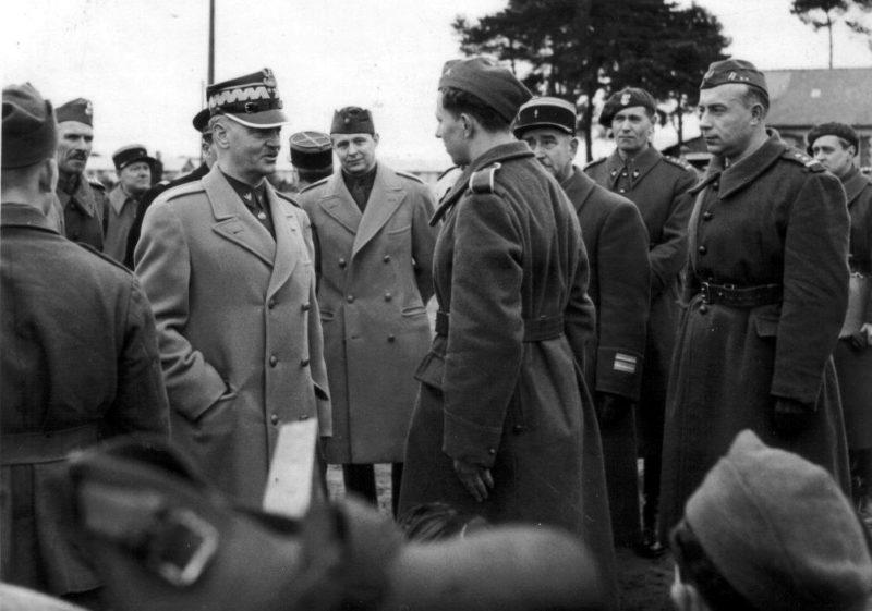 Сикорский во Франции. 1940 г.