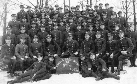 Солдаты 81 пехотного полка в Гродно.
