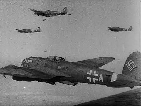 Бомбардировка Киева. 22 июня 1941 г.