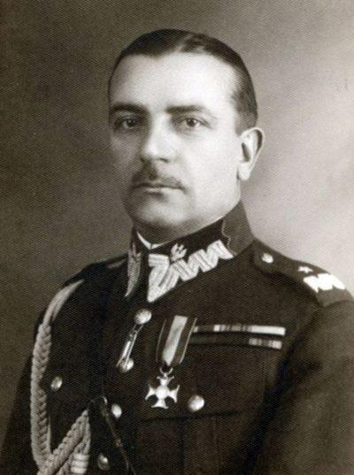 Комендант Брестской крепости Константин Плисовский.
