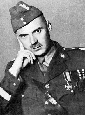 Командующий польской армией Владислав Андерс.
