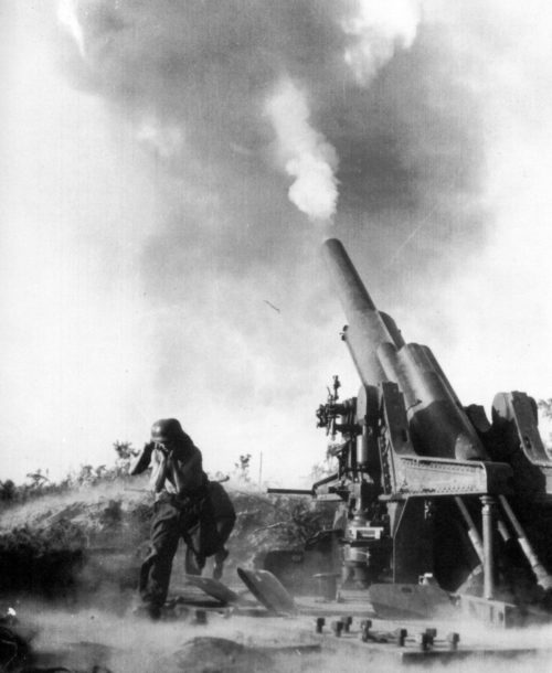 Немцы в бою за Перекоп. Октябрь 1941 г.