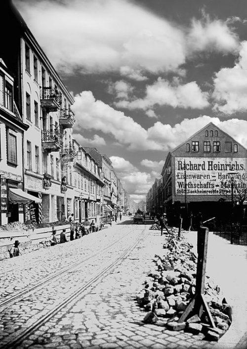 Старый Кенигсберг. 1939 г.