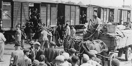 Расселение депортированных в Казахстане.