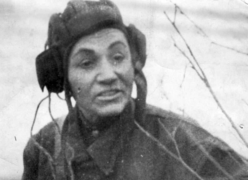 Октябрьская. 1944 г.