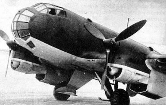 Самолет-разведчик Junkers Ju-86R из «Группы Ровеля».