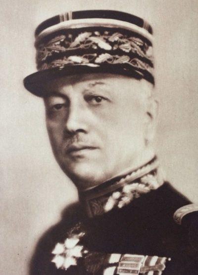 Французский генерал Альфонс Жорж.