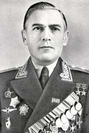 Дважды Герой Советского Союза Рязанов Василий Георгиевич (12.01.1901-08.07.1951)