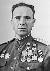 Дважды Герой Советского Союза Артёменко Степан Елизарович (09.01.1913 – 05.05.1977)
