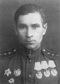 Дважды Герой Советского Союза Семейко Николай Илларионович (25.03.1923-20.04.1945)