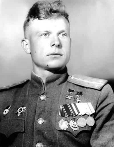 Дважды Герой Советского Союза Сенько Василий Васильевич (15.10.1921-05.06.1984)