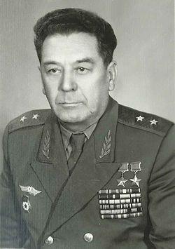 Дважды Герой Советского Союза Слюсаренко Захар Карпович (16.09.1907-06.04.1987)