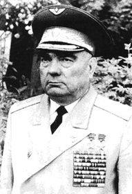 Генерал-полковник авиации Лавриненков. 1987 г.
