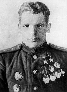 Дважды Герой Советского Союза Смирнов Алексей Семёнович (25.01.1917-07.08.1987)
