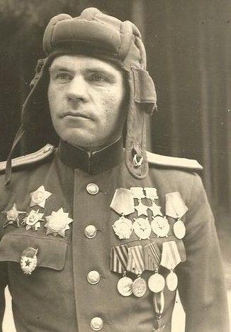 Дважды Герой Советского Союза Бойко Иван Никифорович (11.10.1910 – 12.05.1975)