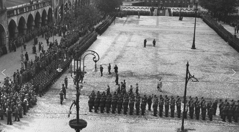 Торжества, связанные с первой годовщиной создания Губернаторства. Сентябрь 1940 г.