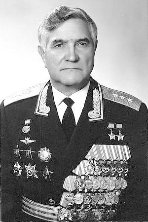Дважды Герой Советского Союза Боровых Андрей Егорович (30.10.1921 – 07.11.1989)