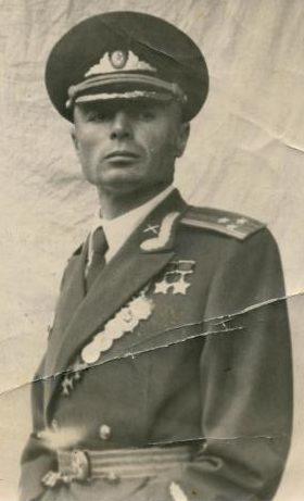 Полковник Петров. 1954 г.